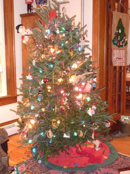 Yule Tree 2010
